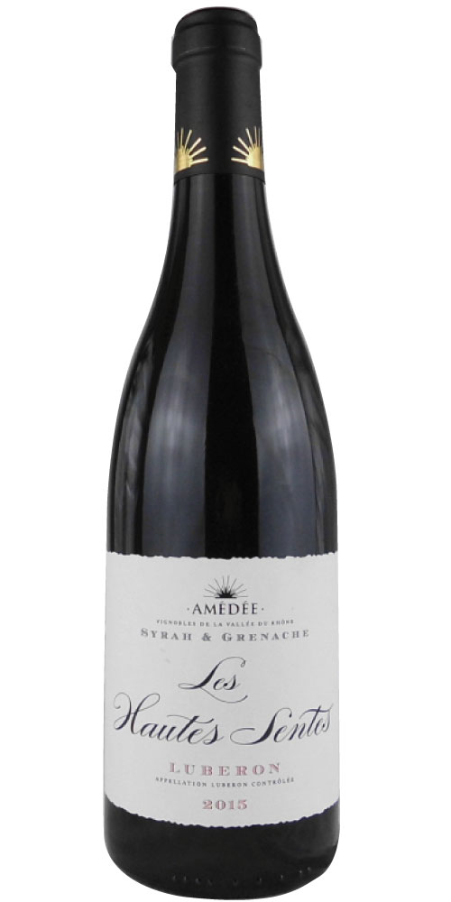 【直輸入】【プロのお客様も納得!】【カキフライによく合う!】グラン・マレノン レ・オー・センテ リュベロン 2015 750ML (フランスワイン)(赤ワイン)