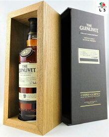 【 グレンリヴェット シングルカスク #48624 】 61.6% 700ml オフィシャルボトル シングルモルト スコットランド スペイサイド:ウイスキー:送料無料:ハロウィン