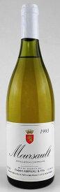 【フランス・白】ロベール・アンポー ムルソー 1993 Robert Ampeau & Fils Meursault(白ワイン)