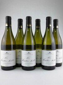 プラスワン!【フランス・白】セリエ・ド・マレノン レ・オー・センテ リュベロン ブラン 2015 6本セット(5本分の価格で6本に!)Cellier de Marrenon Les Hautes Sentes Luberon blanc