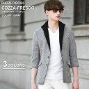 BUFFALO BOBS(バッファローボブズ) COZZA-FRESCO(コッザ-フレスコ)イタリアンカラー ジャケット