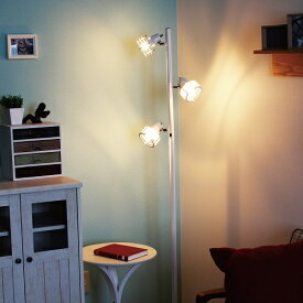 送料無料 YOUWA ユーワ スタンドライト フロアスタンド 3灯 ブラック LED電球対応 間接照明 1年保証 インテリア雑貨の専門店 照明 スタンドライト フロアスタンド おしゃれ 各種ギフトにも プチギフト 贈り物 リッチボーイ