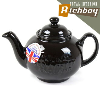 BROWN BETTY brown Betty teapot 2 cup