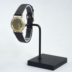 【送料無料】時計収納 ウォッチスタンド ディスプレイスタンド ブラック ディスプレイ インテリア雑貨の専門店 小物 時計 ディスプレイ おしゃれ シンプル プレゼント モダン リッチボーイ