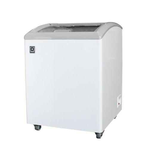 レマコム 冷凍ショーケース130L [RIS-130F] (北海道・沖縄・離島へ発送の場合は送料別途お見積り)