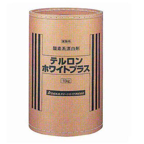 【酸素系漂白・洗浄剤】テルロンホワイトプラス 希釈 [顆粒 10kg]