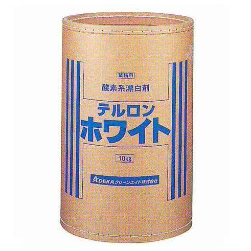 【酸素系漂白・洗浄剤】テルロンホワイト 希釈[顆粒 10kg]