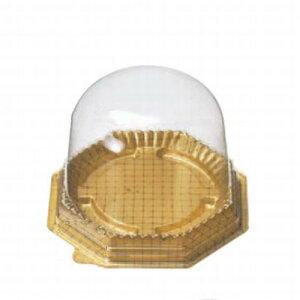 クリーンカップドーム 本体・ふたセット(50個入り)洋菓子容器