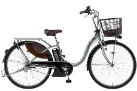 クーポンも。【MAX P21.5倍は11/1限定!※独自P+4倍&ワンダフルデー&SPU】 2021年モデル 26インチ YAMAHA(ヤマハ) PAS With(パスウィズ) PAS With PA26W ピュアシルバー 26インチ 安心 電動アシスト自転車 電動自転車