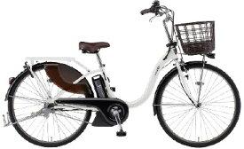 クーポンも。【MAX P21.5倍は11/1限定!※独自P+4倍&ワンダフルデー&SPU】 2021年モデル 26インチ YAMAHA(ヤマハ) PAS With(パスウィズ) PAS With PA26W ピュアパールホワイト 26インチ 安心 電動アシスト自転車 電動自転車