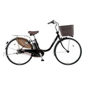 Panasonic パナソニック 2020年モデル 電動自転車 ViVi DX(ビビ デラックス) 26インチ 標準装備モデル 大容量 ELD636