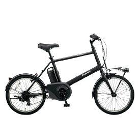 Panasonic パナソニック 電動自転車 ベロスター・ミニ 2020年モデル ELVS072 20インチ