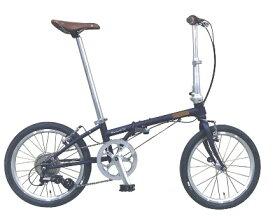 DAHON International ダホン インターナショナル 自転車 折りたたみ Boardwalk D8 2020年モデル 防犯登録付き