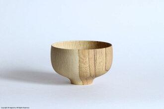 Oak bowl type-G / natural