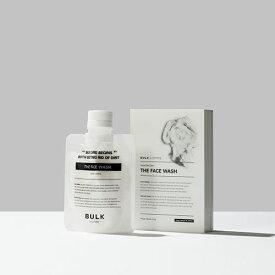 【バルクオム公式】THE FACE WASH(ザ フェイスウォッシュ)洗顔料|メンズスキンケア BULK HOMME