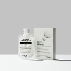 【バルクオム公式】THE LOTION(ザ ローション)乳液|メンズスキンケア BULK HOMME(bulkhomme)