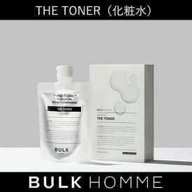 【バルクオム公式】THE TONER(ザ トナー)化粧水|メンズスキンケア BULK HOMME(bulkhomme)