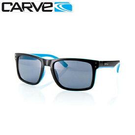 CARVE◆GOBLIN Black/Blue POLA●偏光レンズ サングラス【希望小売価格の10%OFF】