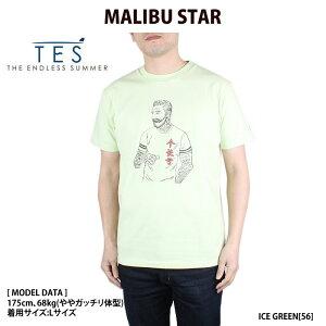 エンドレスサマーTheEndlessSummerTシャツMALIBUSTAR-T