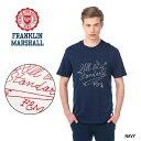 FRANKLIN&MARSHALL フランクリン&マーシャル Tシャツ【あす楽対応商品】【お買い物マラソン限定セール】