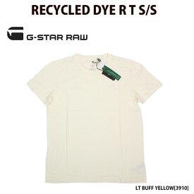 ジースターロウ G-STAR RAW Tシャツ RECYCLED DYE R T S/S【あす楽対応商品】