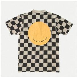 Nudie Jeans ヌーディージーンズ ポロシャツ MIKAEL CHECKERS POLO SHIRT【あす楽対応商品】【秋セール】