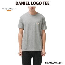 ヌーディージーンズ Nudie Jeans Tシャツ DANIEL LOGO TEE【あす楽対応商品】【秋セール】