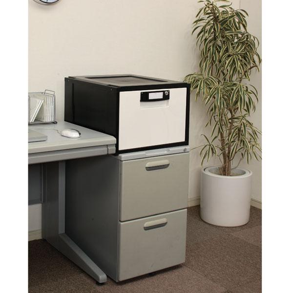 オフィスチェスト HG-301 小物収納、書類入れ、デスク 【アイリスオーヤマ】