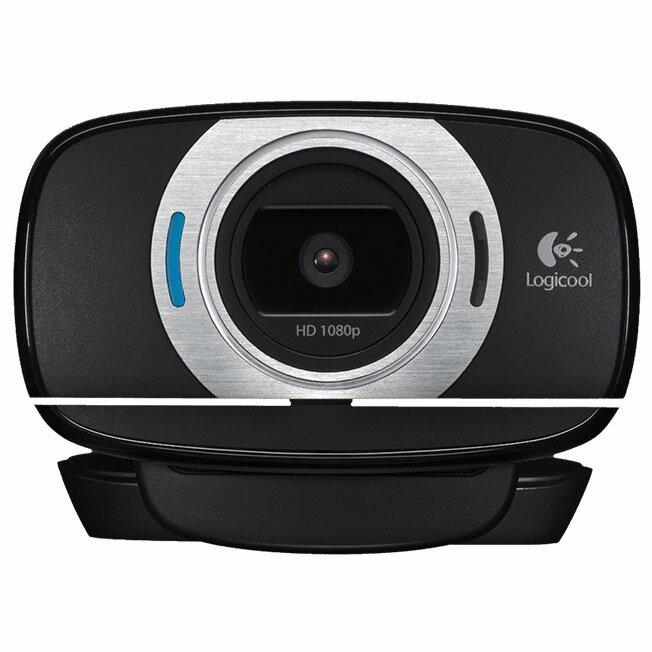 HDウェブカム ブラック C615送料無料 ウェブカメラ webカメラ マイク付き スカイプ テレビ電話 パソコン ロジクール 【D】