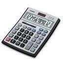 [カシオ] DS-2DT 12桁エコロジーを考えて設計された本格実務電卓【アウトレットR品です】