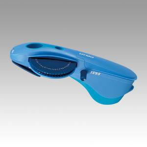 【送料無料!】[ダイモ]DM1595ダイモテープライター ブルーDM-1595◆DYMO 本体