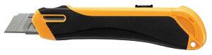 安心構造カッターナイフ「フレーヌ」本体・大型 オレンジ コクヨ[HA-S200YR] [M便 1/1]
