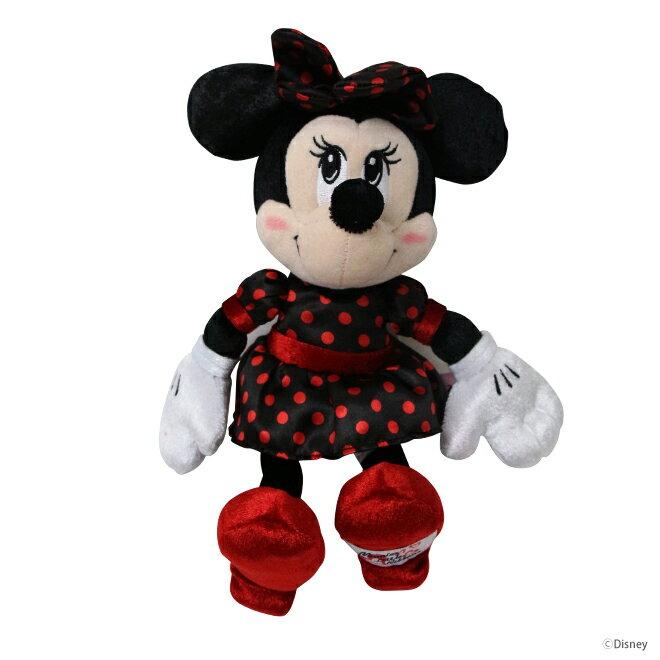 【大特価20%OFF】ミニーマウス ぬいぐるみ ミニー&リトルリボンズ ミニービーンドール 042019-13 【Disneyzone】[Jitsu160511G4]