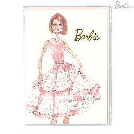 Barbie<バービー> メッセージカード Sサイズ サウザンチャーム柄 4901770420257 [M便 1/1]