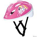 ディズニー・プリンセス アイデス<ides> キッズヘルメット<子供用> S 自転車・三輪車用 01984【Disneyzone】