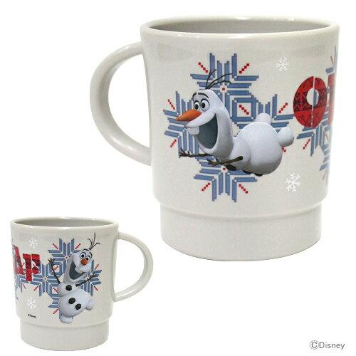 アナと雪の女王 スタッキングコップ <プラカップ・プラコップ> 340ml <食洗機対応> オラフ柄 KP1 【disneyzone】 [jitsu170807a]