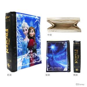 アナと雪の女王 ブック型コスメポーチM <Frozen...