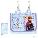 アナと雪の女王 ポケットポーチ <スカイ> D1028SK-4 【disneyzone】[Jitsu160715A]