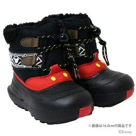 ミッキーマウス・ミニーマウス ブーツ<靴・シューズ> MoonStar<ムーンスター> 子供用  DNWC011E-mns 【disneyzone】