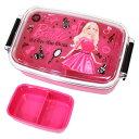 Barbie<バービー> タイトランチボックス角型<お弁当箱> SB-OL02-PK PL-1R 日本製 <バービー新入学・限定シリーズ>【20P30May15】[Jitsu160708A]