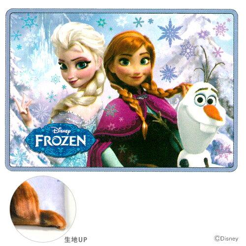 【30%OFF】アナと雪の女王 ひざ掛け <ブランケット> 70×100cm ホワイトカントリー柄 0634108800 【Disneyzone】[jitsu170807a]