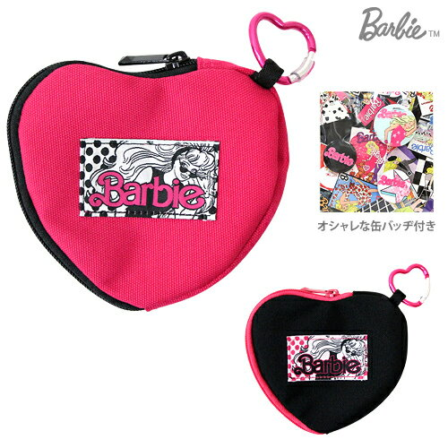 Barbie<バービー> ポーチ<コインケース・パスケース> ミシェル 2カラー 51602-ace