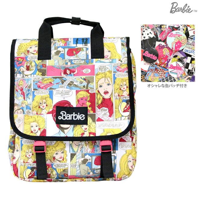 Barbie<バービー> リュックサック<デイパック> ラシェル コミック柄 5161812-ace
