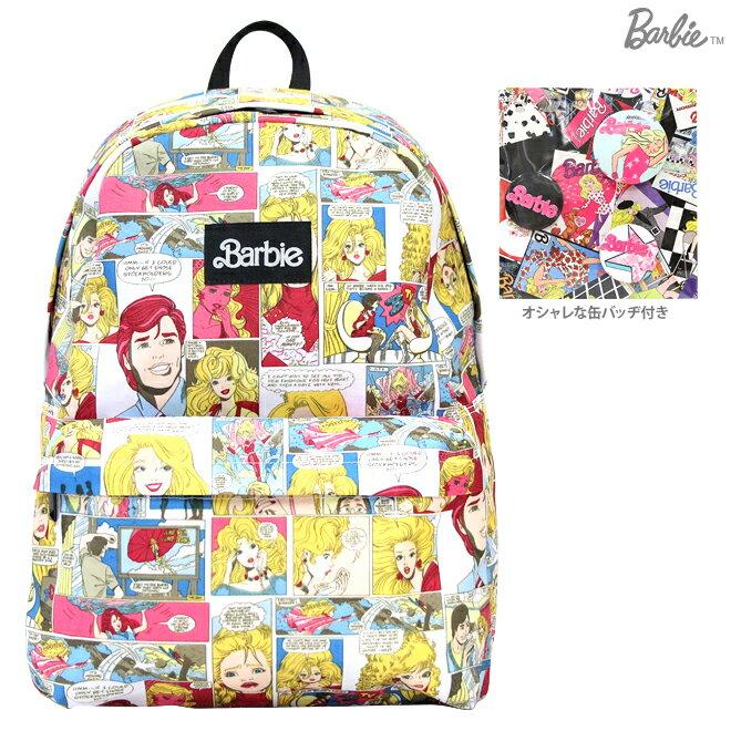 Barbie<バービー> リュックサック <デイパック> ラシェル コミック柄 5161912-ace
