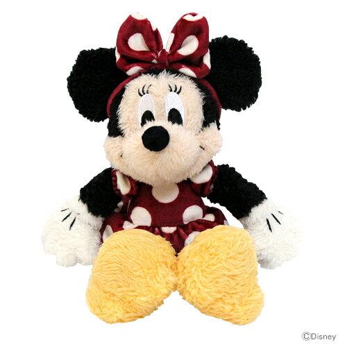 【大特価20%OFF】ミニーマウス ぬいぐるみ スタンダード ニューミニー S 080615-15 【disneyzone】[Jitsu160511G4]