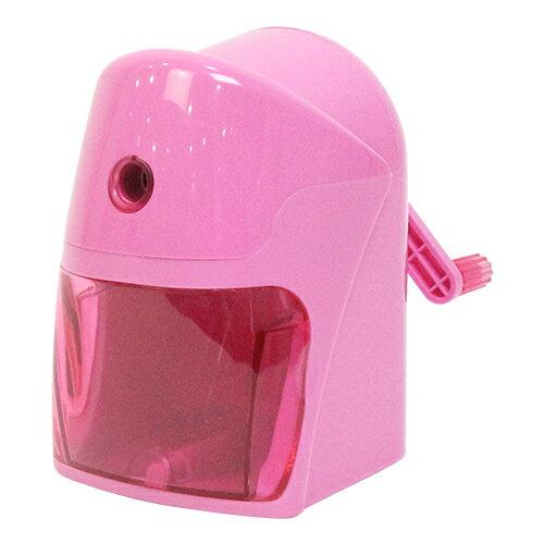STAD スーパー安全鉛筆削り<手動> ピンク RS025PK 4901478128325-ktu