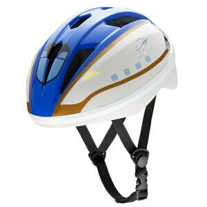 キッズヘルメットS<子ども用ヘルメット> 新幹線E7系かがやき 02307