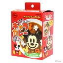 ミッキーマウス キャラカレー<抜き型・ごはん型セット> LCR3 【disneyzone】