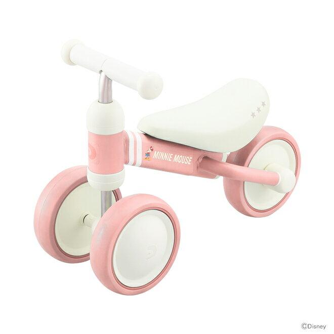 〔送料無料・ラッピング不可・同梱不可]アイデス<ides> ミニーマウス D-Bike mini<ディーバイクミニ> ピンク 01592 【disneyzone】