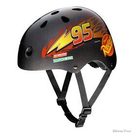 アイデス<ides> カーズ<Cars> ストリートヘルメット<子供用> 自転車・三輪車用 01861 【disneyzone】